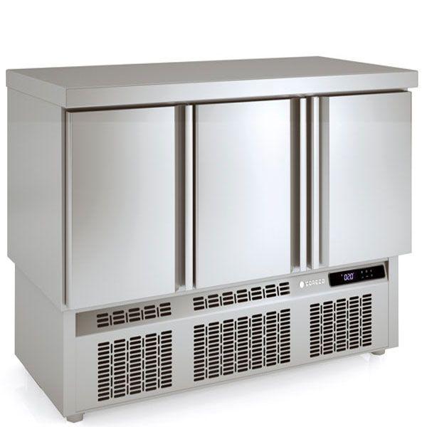 Mesas Refrigeradas para Hostelería