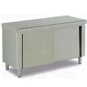 Muebles Neutros Acero Inox.
