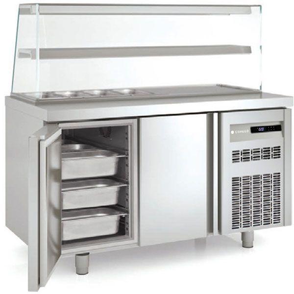 Mesas Refrigeradas para Kebab