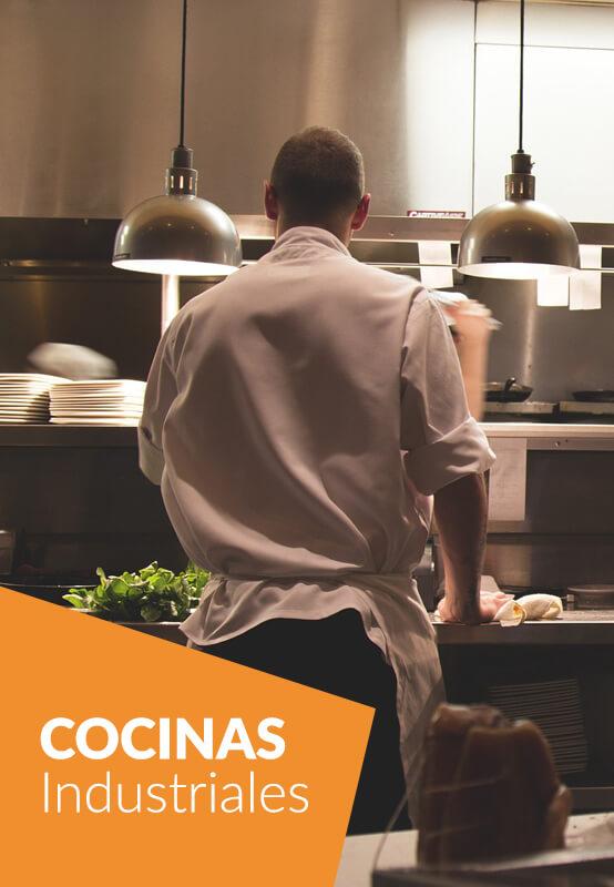cocinas de hostelería