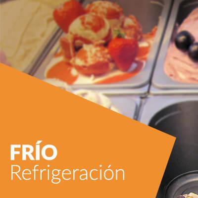 maquinaria de frio y refrigeracion